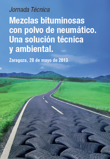 Bituminous mixes with crumb rubber of tire. A technical and environmental solution.