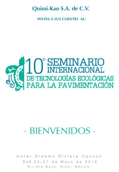 10º Seminario Internacional
