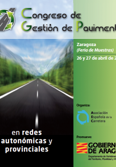 Congreso de Gestión de Pavimentos