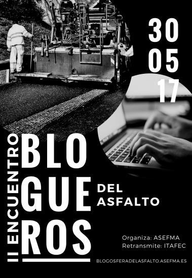 2º Encuentro #BloguerosdelAsfalto