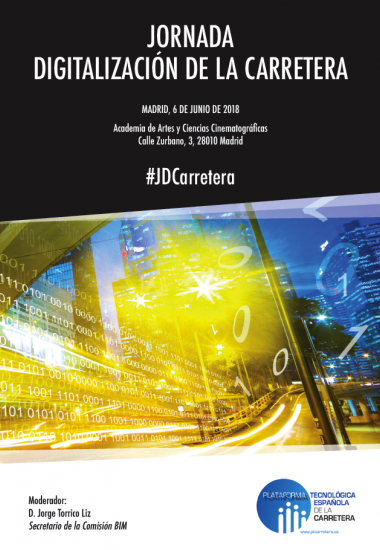 Jornada Digitalización de la Carretera