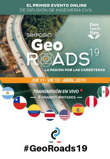 Simposio GeoRoads 19