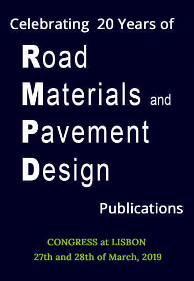 Road Materials and Pavement Design