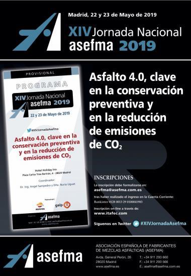 XIV Jornada Nacional de ASEFMA