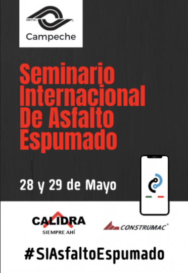 Seminario Internacional de Asfalto Espumado