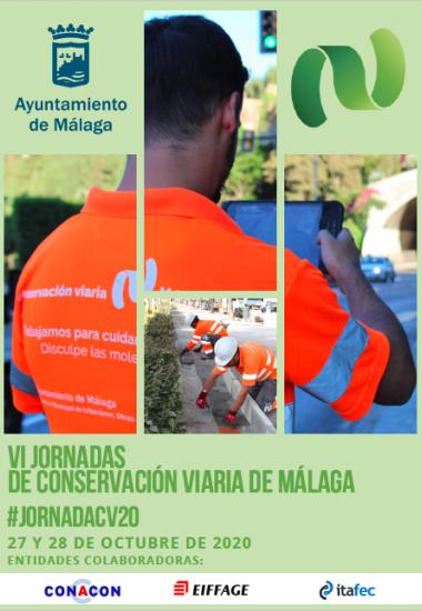 VI Jornadas de Conservación Viaria de Málaga