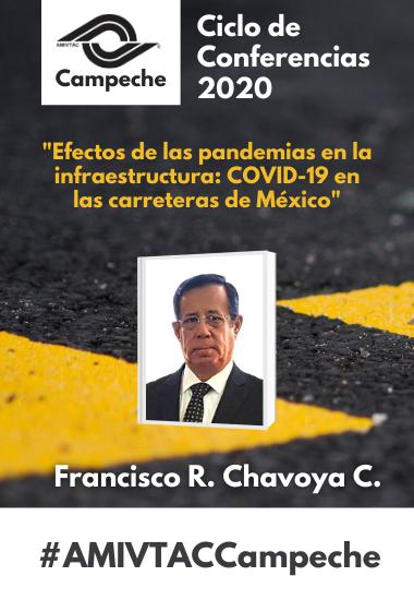 Ciclo de Conferencias 2020 AMIVTAC Campeche VIII