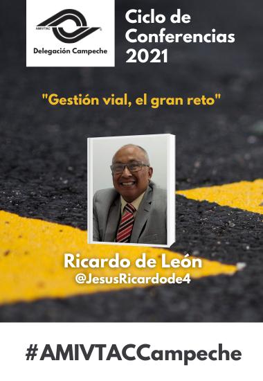 Ciclo de Conferencias 2021 AMIVTAC Campeche I