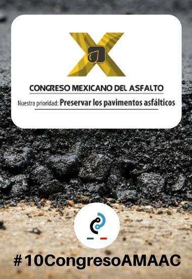 """Reyes Martínez: """"La sustentabilidad en la producción de mezclas asfálticas en la Ciudad de México"""""""