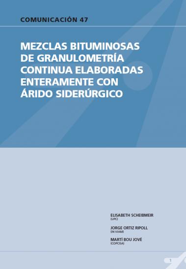 Estudio comparativo de la metodología de compactación giratoria-impacto, parte II
