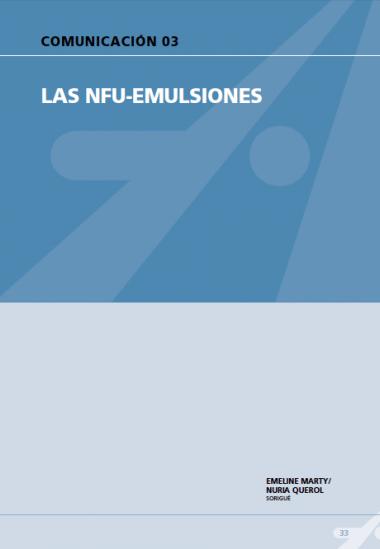 Las NFU-emulsiones.