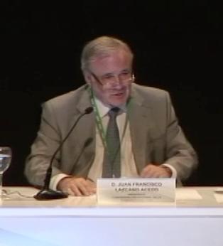 Presentación Jornada de Áridos de Cáceres 2012 - Juan Fco. Lazcano