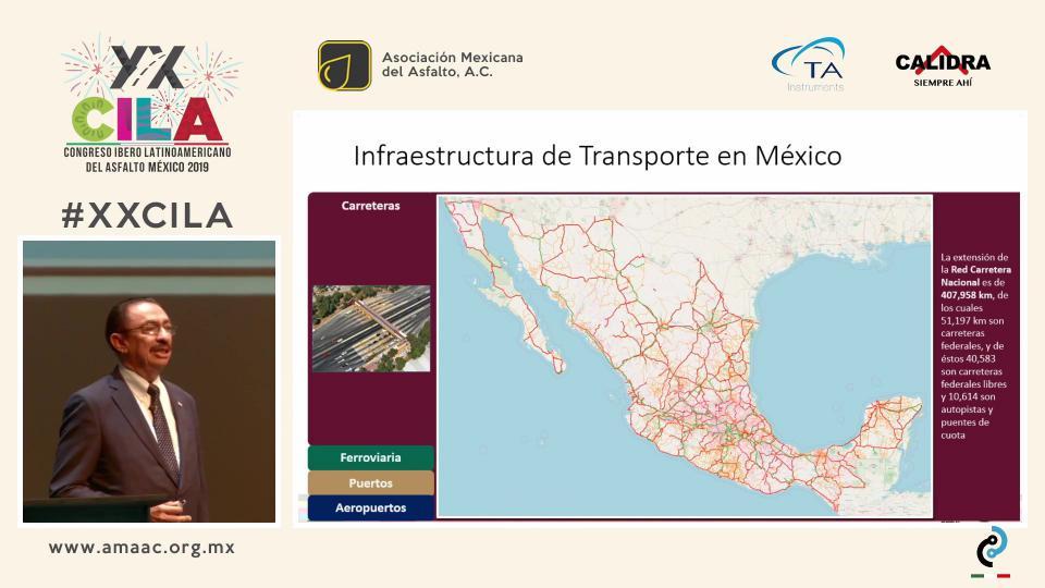 MÉXICO: PROGRAMA NACIONAL DE INFRAESTRUCTURA CARRETERA