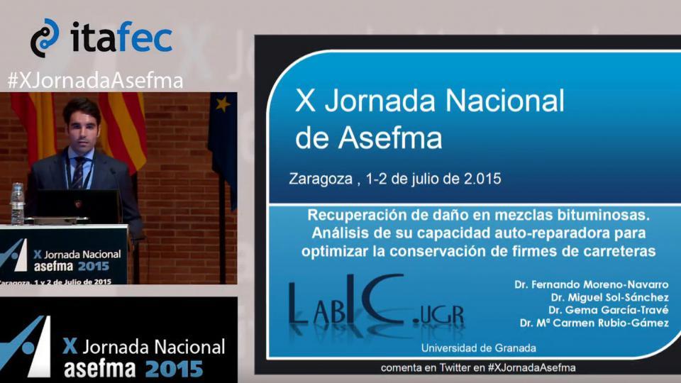 X JN Asefma 2015 - F. Moreno