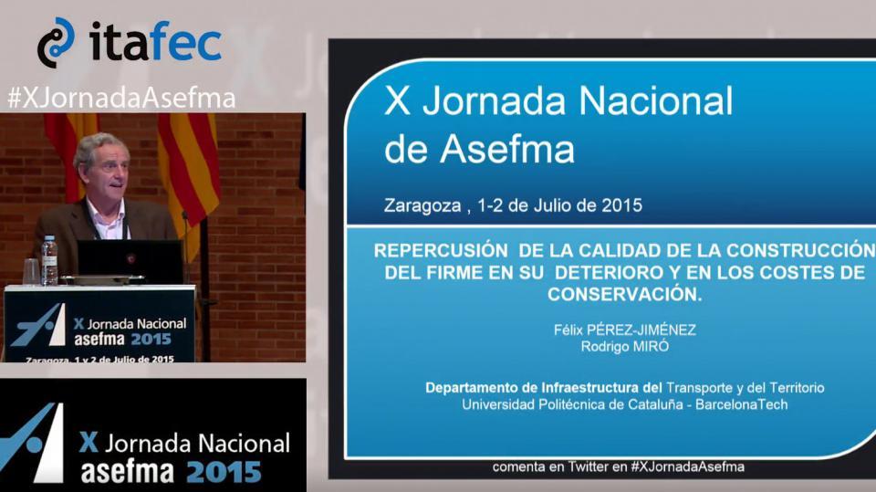 X JN Asefma 2015 - Félix Pérez
