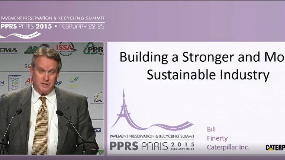 Construir una industria más sólida y sostenible para el futuro