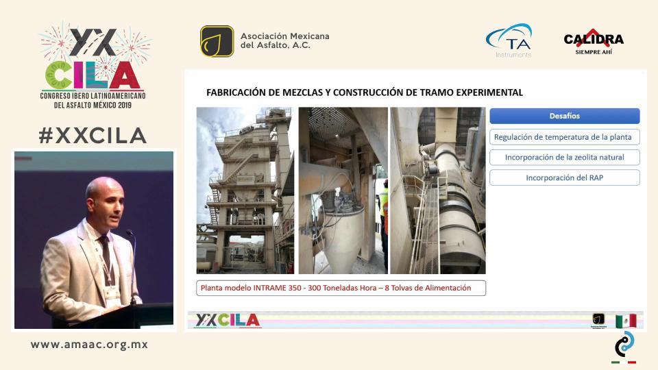 CONSTRUCCIÓN Y EVALUACIÓN DE UN TRAMO EXPERIMENTAL DE AUTOPISTA CON MEZCLAS ASFÁLTICAS SOSTENIBLES AMBIENTALMENTE