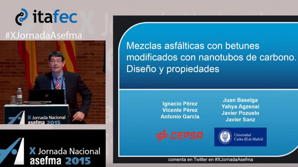 X JN Asefma 2015 - I. Pérez 2