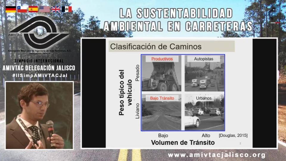 Aplicación de ingeniería y conceptos de gestión de infraestructura para la sustentabilidad de caminos no revestidos