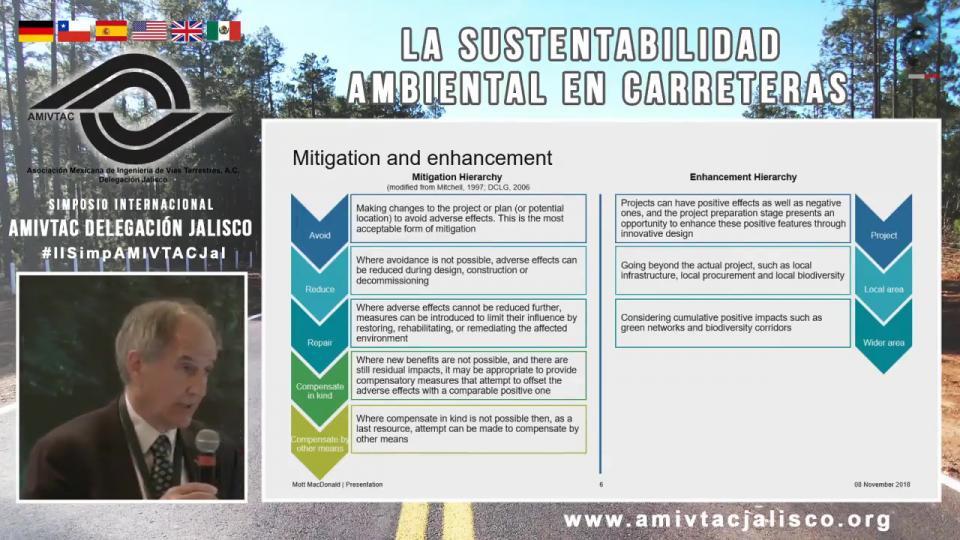 Mejorar el desempeño ambiental y social de las carreteras mediante el uso de fondos designados