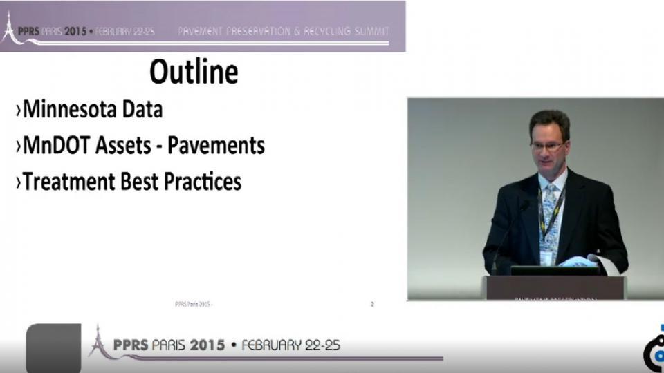 La conservación de los pavimentos es gestión del patrimonio vial