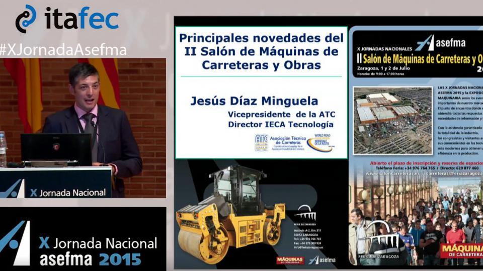 X JN Asefma 2015 - Jesús Diaz
