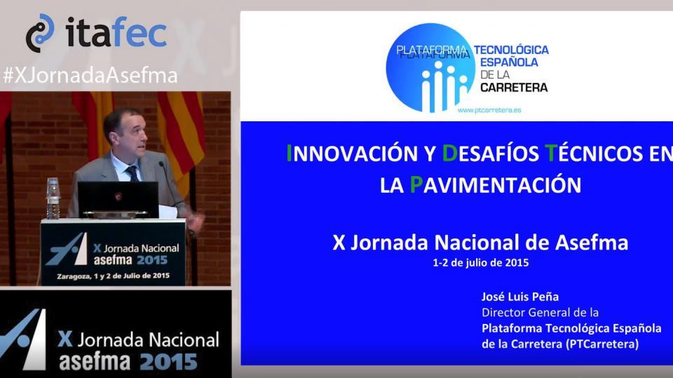 X JN Asefma 2015 - J.L. Peña