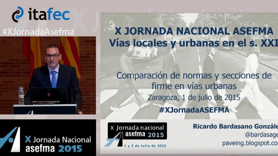 X JN Asefma 2015 - Ricardo