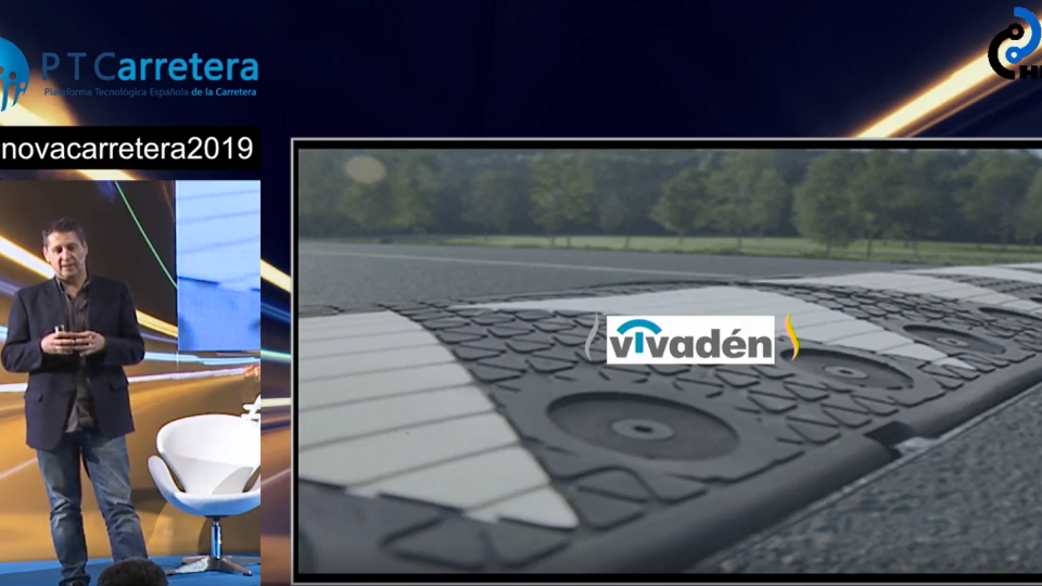 Presentación de Vivadén, el primer badén inteligente operativo