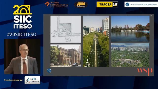 Experiencias en el diseño y construcción de edificios icónicos en la CDMX
