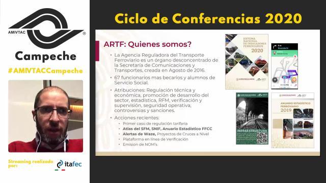 Perspectivas del sector ferroviario en México desde el sector público