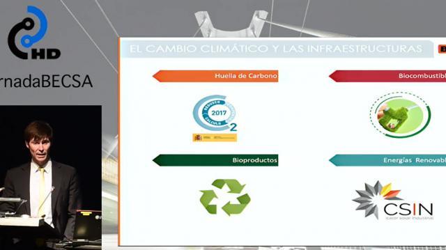 El cambio climático y las infraestructuras