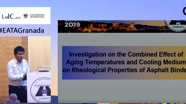 Investigation on the Combined Effect of Aging Temperature and Cooling Medium on Rheological Properties of Asphalt Binder
