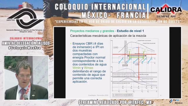 Metodología de estudio para el tratamiento del suelo en la construcción de carreteras -El enfoque francés-