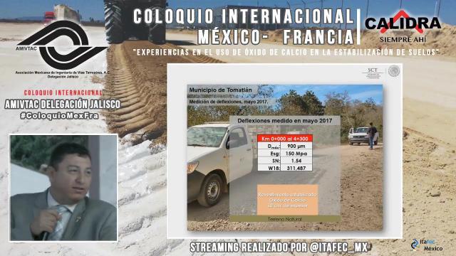 Aplicación y evaluación de caminos rurales estabilizados con óxido de calcio en el Estado de Jalisco