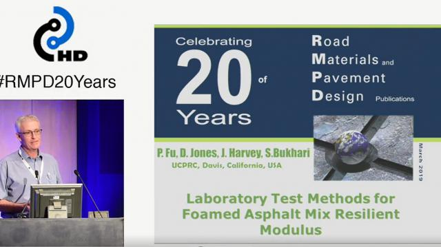 Laboratory test methods for foamed asphalt mix resilient modulus, volume 10, 2009 - issue 1