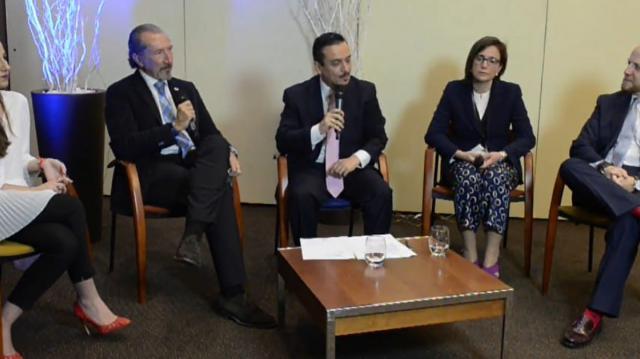 Sesión Digital XIII Jornada Nacional de Asefma