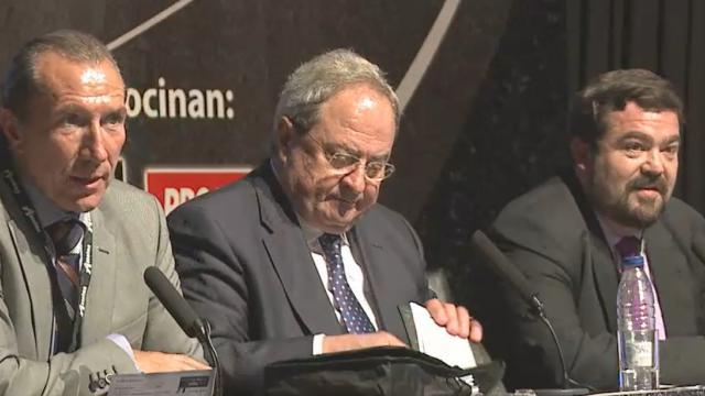 Clausura de la VII Jornada Nacional de Asefma y entrega del Premio a la Mejor Comunicación Libre