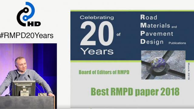 "Final statements of the ""Celebrating 20 years of Road Materials and Pavement Design publications"" congress"