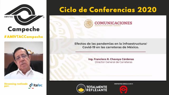 Efectos de las pandemias en la infraestructura: COVID-19 en las carreteras de México