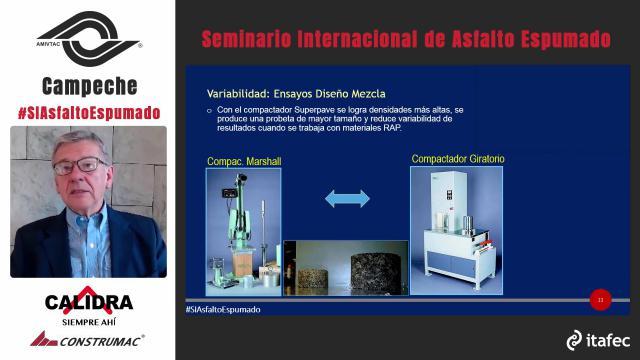 Experiencia en Chile con Asfalto Espumado