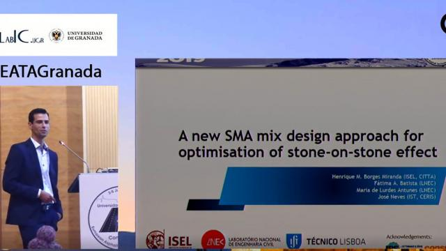 A new SMA mix design approach for optimization of stoneon-stone effect
