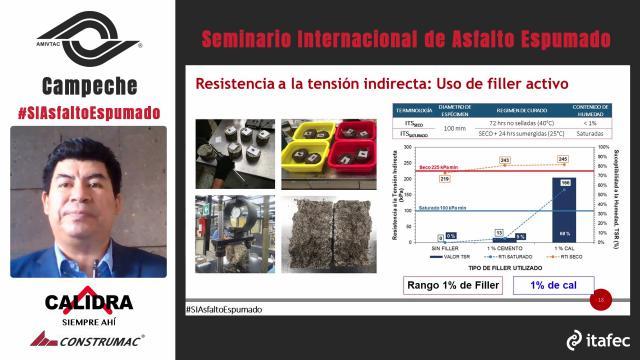 Diseño y evaluación de una base estabilizada con asfalto espumado