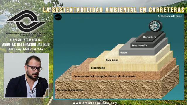El análisis del ciclo de vida en la evaluación de la sostenibilidad de firmes