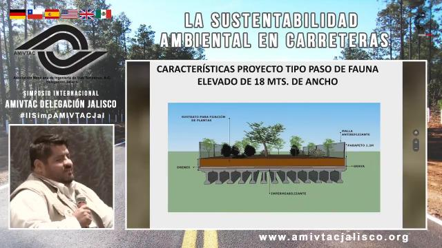 Experiencia en la gestión ambiental de los pasos de fauna del Macro Libramiento de Guadalajara