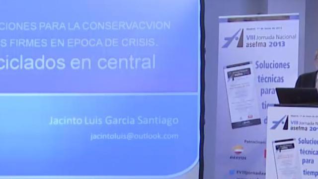 Soluciones asfálticas para la conservación de los firmes en época de crisis