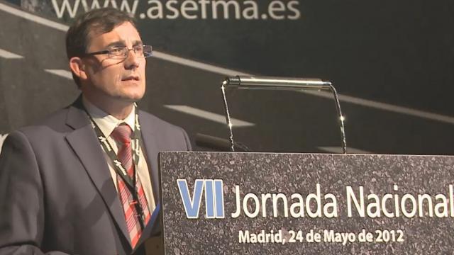 """Presentación de Monografía 13 de Asefma, """"Mezclas bituminosas en la construcción de líneas ferroviarias"""""""
