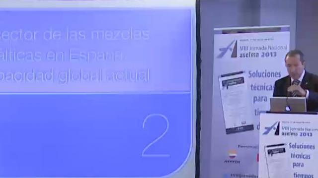 El sector de las mezclas asfálticas en España. Capacidad global actual y estado del parque de maquinaria