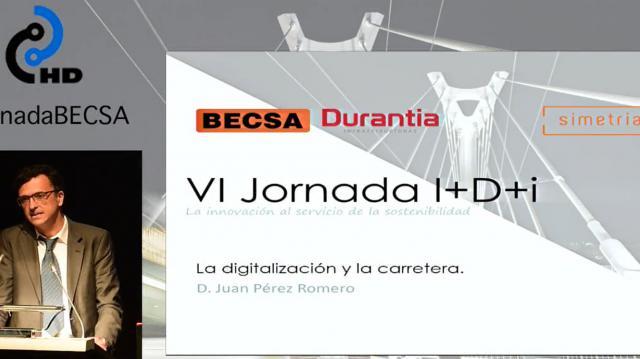 La digitalización y la carretera