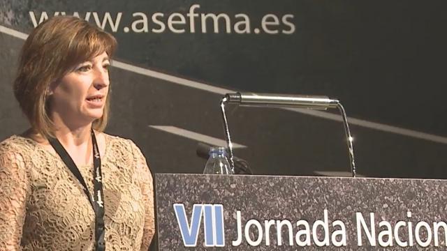 """Comunicación libre """"Diseño de mezclas SMA, como capa de rodadura e intermedia, para su empleo en España"""""""